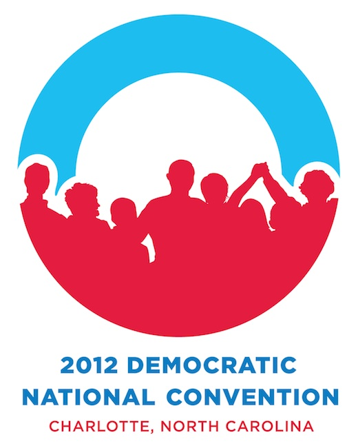 2012 DEMOCRATIC NATIONAL CONVENTION COMMITTEE LOGO