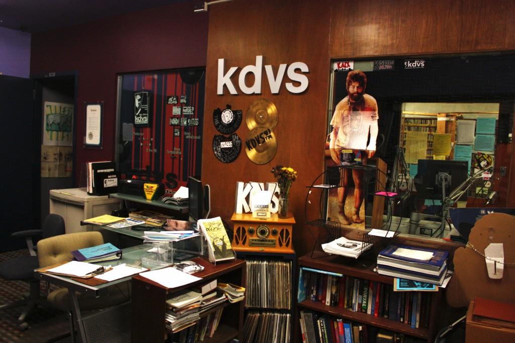 kdvs studio