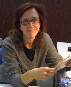 WPKN Programming Director Valerie Richardson.