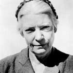 Journalist and social activist Dorothy Day