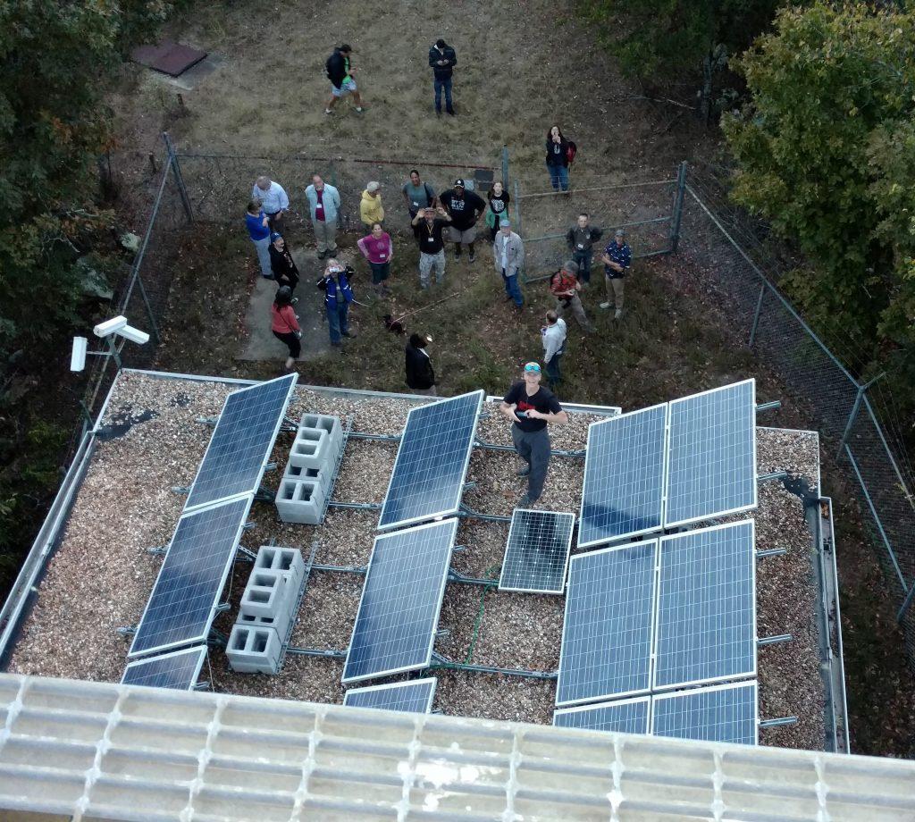 solar-array