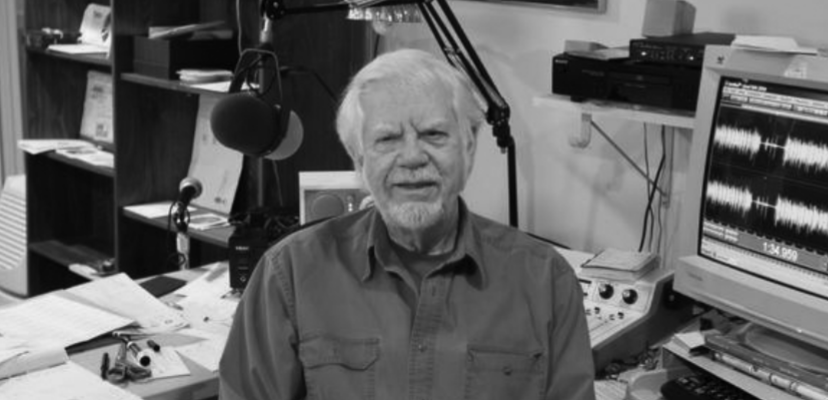 George in studio
